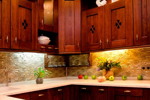 Как выбрать декоративные панели для кухни