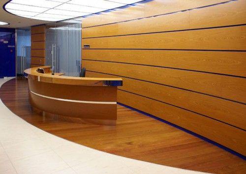 Отделка стен декоративными панелями ПВХ или МДФ
