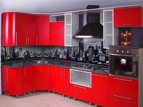 Панели для фартука кухни: виды, особенности
