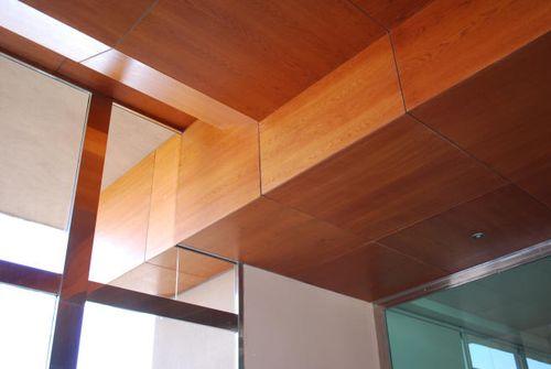 МДФ панели на потолок