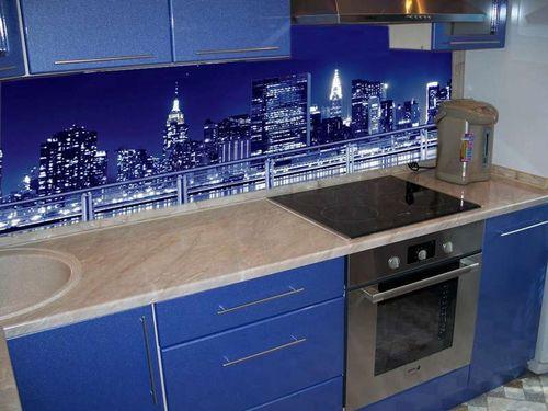 Выбираем панель на кухню