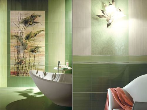 Стеновые панели для ванной комнаты: выбор и монтаж