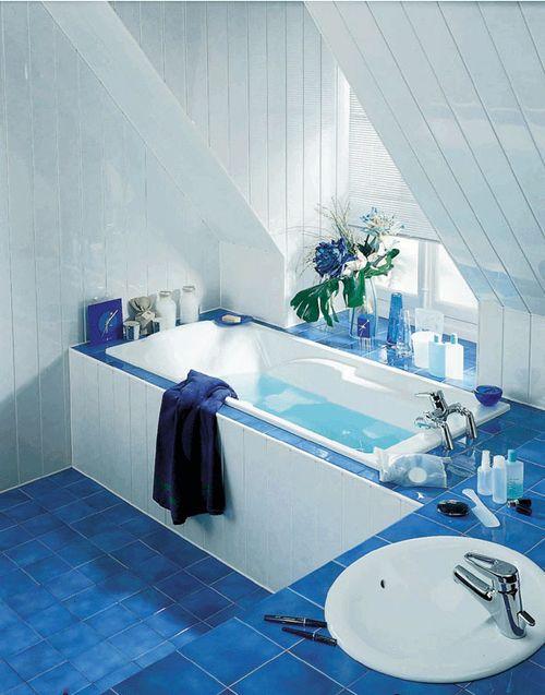 Установка пластиковых стеновых панелей в ванной комнате: мастер-класс
