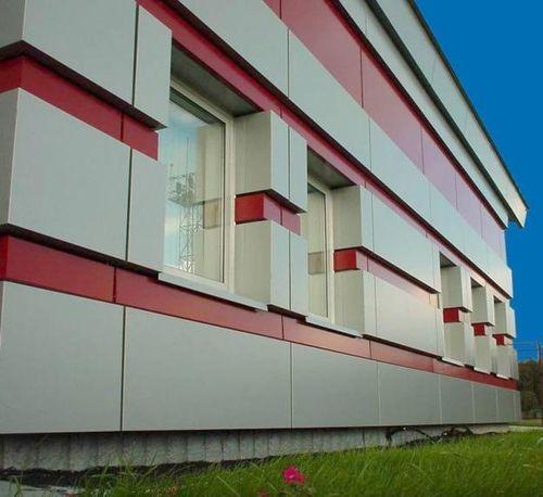 Выбираем алюминиевые композитные панели