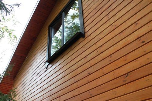 Как выбрать деревянные панели для отделки дома