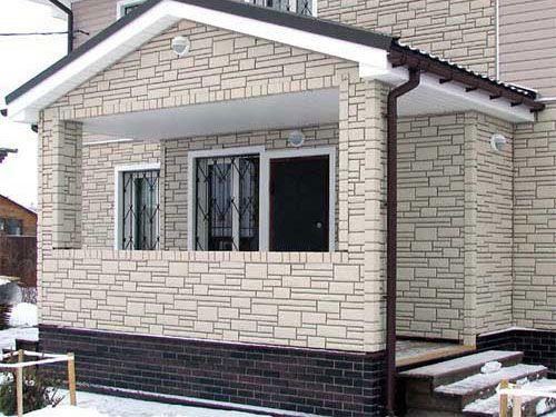 Выбираем фасадные панели фирмы Fineber