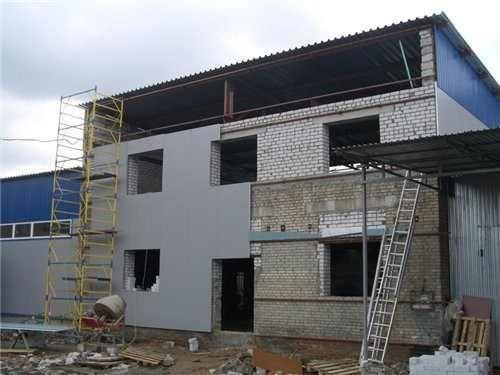 Какие бывают утепленные панели для стен фасада дома